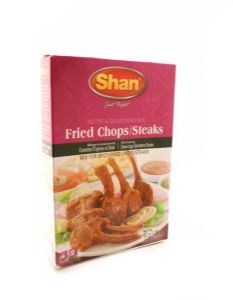 Shan Fried Chops & Steak Seasoning Mix | Buy Online at the Asian Cookshop